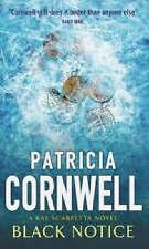 Black Notice, Cornwell, Patricia, New Book