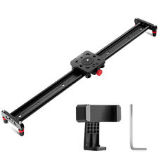 K&F Concept 60cm Camera Track Slider Stabilizers for Video Movie Photography