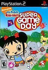 Ni Hao, Kai-lan: Super Game Day  (Sony PlayStation 2, 2009)