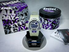 "Casio G-Shock DGK G-8900DGK-7CR ""Dirty Ghetto kids"" Original Limited Edition"
