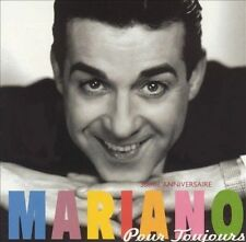 FREE US SHIP. on ANY 2 CDs! NEW CD Luis Mariano: Pour Toujours 30 Anniversarie I
