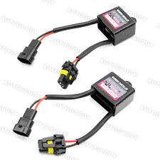 2 x Car Warning Anti-Flicker Canceller for HID Conversion Kit Headlight