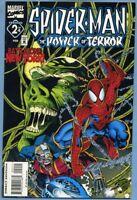 Spider-Man Power of Terror #2 1995 Robertson Marvel