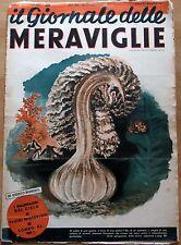 Il Giornale delle Meraviglie_Anno II N.82 Ottobre 1938_I naufraghi del cielo*