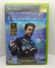 Deus Ex Invisible War [Complete CIB] (Xbox) Tested & Working R12659