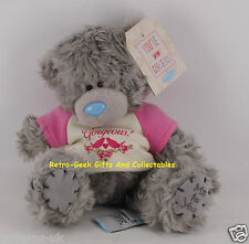 Valentines Gift Tatty Teddy Your Gorgeous Pink T Shirt Bear Me To You Blue Nose