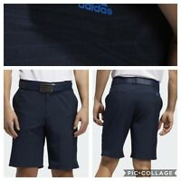 New Men's Adidas Ultimate 365 Printed 8.5 inch inseam Golf Shorts- Pick Size