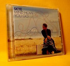 NEW CD Skye Mind How You Go 11TR 2006 Pop RnB Downtempo RARE !
