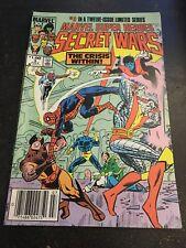 Marvel Super Heroes Secret Wars#3 (8.0)(1984) 1st Volcana/Titania App