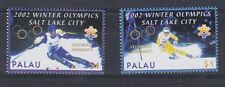 Palau 2002 giochi olimpici di Salt Lake City (I) 1798-99 mnh