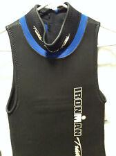 Ironman Triathlon Men's Wet Suit, Sz Medium