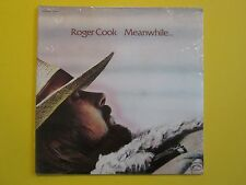 Roger Cook Meanwhile Buddah Records 1972 Sealed LP