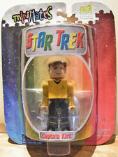Star Trek CAPTAIN KIRK Mini Mates Figure ~ Art Asylum