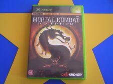 MORTAL KOMBAT DECEPTION - XBOX