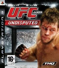 Ufc Undisputed 2009 Ps3 Playstation 3 THQ