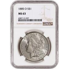 1884-O Morgan Silver Dollar $1 NGC MS63 SKU34864