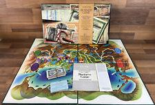 Waddingtons VINTAGE Mine A Million Business Game *1965* Mostly COMPLETE
