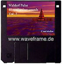 Sound-Set Waldorf Pulse Vol.2 Midisounds waveframe TOPsounds,Yamaha,Roland,Kawai