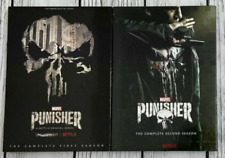 The Punisher Seasons 1-2 (6-Disc, DVD, Region 1) US Seller & Fast Shipping