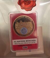 Fc Bayern Münzen Günstig Kaufen Ebay