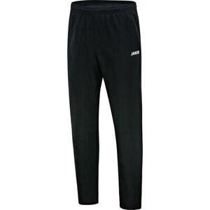 JAKO Präsentationshose Damen Classico Jogginghose Trainingshose schwarz 6550
