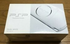 SONY PSP PSP-3000PW PlayStation Portable Console Pearl White Wireless LAN JP