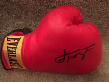 JOE FRAZIER SIGNED EVERLAST BOXING GLOVE COA AUTOGRAPHED