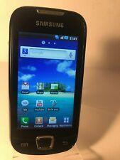 Samsung Galaxy 3 Apollo GT-I5800 - Deep Black (Unlocked) Smartphone Mobile