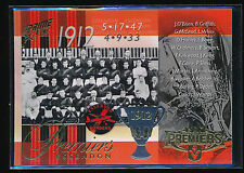 Select 2013 Prime Essendon 1912 Premiership Commemorative Card PC92 low no. 005