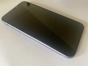 Apple iPhone 11 - 64GB - Purple (Unlocked) A2221- 95% Batt. Excellent Condition