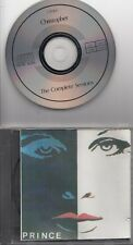 PRINCE BLACK ALBUM/CRYSTAL BALL CHRISTOPHER THE COMPLETE SESSIONS CD