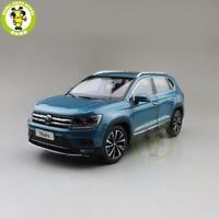 1/18 VW Volkswagen THARU Diecast MODEL Toys SUV CAR Boy Girl Gifts Blue