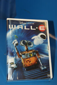 "DVD ""Wall.E"" Pixar y Disney."