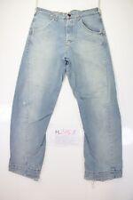 Levis Engineered 794 (Cod. H2153) Tg48 W34 L34 jeans usato Vita Alta Vintage