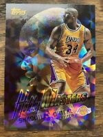 1996-97 Topps Hobby Masters Shaquille O'Neal #HM11 - Los Angeles Lakers