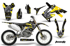 Honda Graphic Kit AMR Racing Bike Decal CRF 450R Decal MX Parts 09-12 TOXICITY Y
