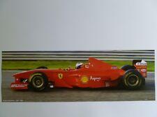 1998 Ferrari F300 Michael Schumacher F1 Race Car Print Picture Poster RARE! L@@K
