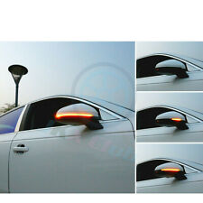 For Audi A4 S4 RS4 A5 S5 RS5 B9 Dynamic Turn Signal Light Side Mirror Indicator