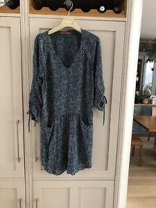 Comptoir Des Cottoniers Silk Dress Size Fr 40