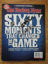 BOBBY ORR The Hockey News SIXTY MOMENTS THAT CHANGED THE GAME Magazine BRUINS