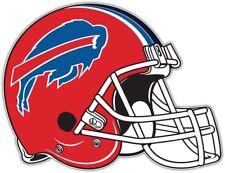 NFL Casque Sticker Autocollant Décalque-Buffalo Bill tête casquée-env. 12 x 9,5 cm
