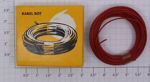 Marklin 7105 Red Cable Wire