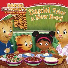 Daniel Tries a New Food (Daniel Tigers Neighborho