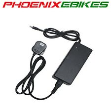 42V 2A POWER DC Adattatore Caricabatteria Spina per 36V DI LITIO LI-SU E-Bike Batteria UK