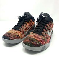 NDS Nike Kobe 9 IX Elite Low Multicolor ID size 9.5 Black Mamba