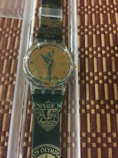 SWATCH WATCH-CENTENNIAL OLYMPIC GAMES-ATLANTA, USA, 1996-IN ORIGINAL BOX/NEW