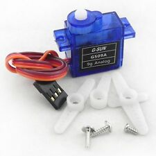 NEW rc GS09A Servo mini micro 9g for Rc helicopter Airplane Foamy Plane U