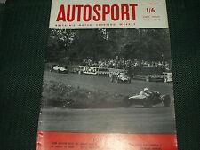 1956 FORMULA 2 Cooper Lister LOTUS CLIMAX intellimax FPF soggezione GORDINI Ninian Sanderson