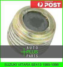 Fits SUZUKI VITARA SE413 1989-1998 - OIL CASING DRAIN PLUG