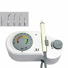 Dental Ultrasonic Piezo Scaler with handpiece 5 Tips for Periodontic EMS A3